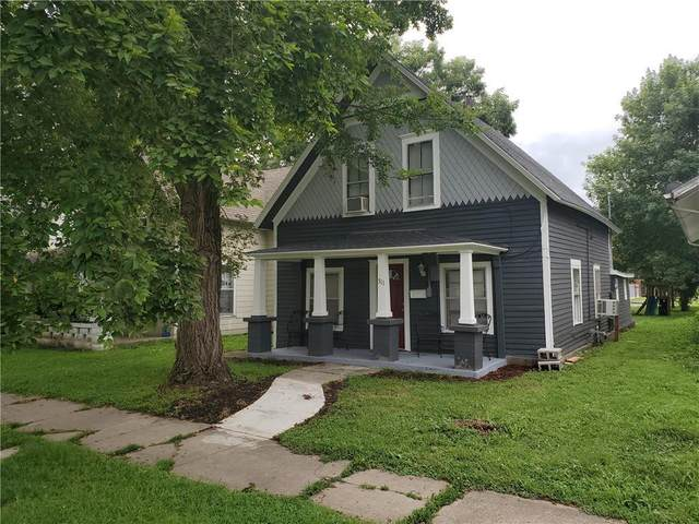 511 Brown Street, Osawatomie, KS 66064 (#2234288) :: The Rucker Group