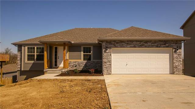 1201 NW Highview Drive, Grain Valley, MO 64029 (#2236006) :: Audra Heller and Associates