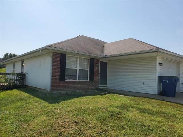 513 NW Woodbury Drive, Grain Valley, MO 64029 (#2239670) :: Eric Craig Real Estate Team