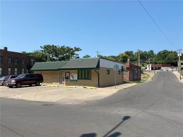 1351 Buchanan Avenue, St Joseph, MO 64501 (#2240748) :: The Kedish Group at Keller Williams Realty
