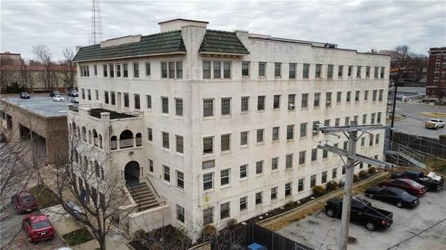 3521 Baltimore Avenue, Kansas City, MO 64111 (#2240779) :: Ron Henderson & Associates