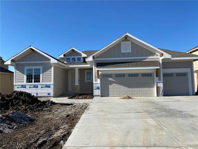 16418 Stagecoach Street, Olathe, KS 66062 (#2241014) :: The Shannon Lyon Group - ReeceNichols