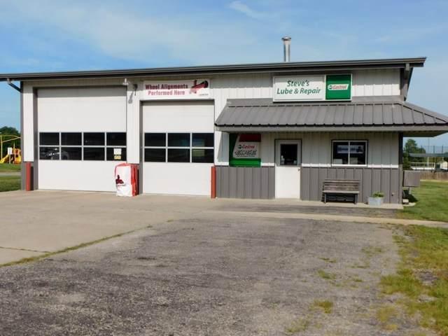 97 Sioux Avenue, Hiawatha, KS 66434 (MLS #2241367) :: Stone & Story Real Estate Group