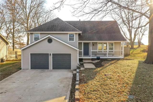 145 NW 100th Terrace, Kansas City, MO 64155 (#2243303) :: Audra Heller and Associates