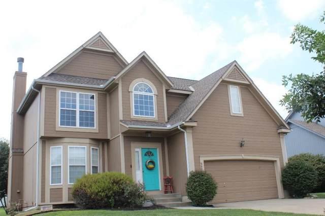 5406 Gleason Road, Shawnee, KS 66226 (#2243503) :: The Rucker Group