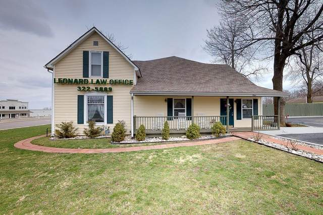 103 S Jefferson Street, Raymore, MO 64083 (MLS #2244149) :: Stone & Story Real Estate Group
