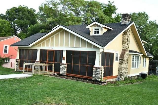 1809 E 73rd Street, Kansas City, MO 64132 (#2246136) :: House of Couse Group