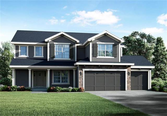 1413 SW Georgetown Drive, Lee's Summit, MO 64082 (#2246156) :: House of Couse Group