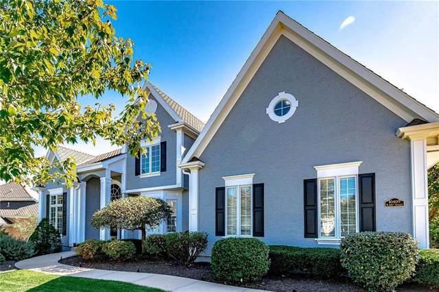 10409 W 141st Street, Overland Park, KS 66221 (#2246246) :: House of Couse Group