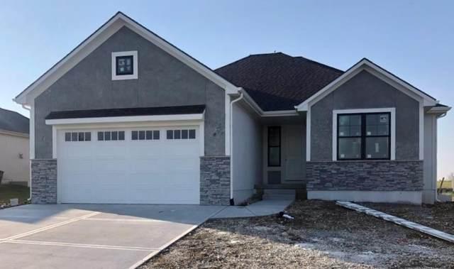 1201 S 12th Terrace, Louisburg, KS 66053 (#2246727) :: The Shannon Lyon Group - ReeceNichols