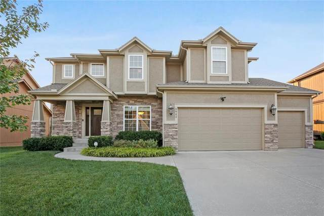 5942 Theden Street, Shawnee, KS 66218 (#2247175) :: House of Couse Group