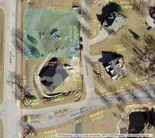 Lot 2 Bent Oaks Drive, Liberty, MO 64068 (#2247451) :: The Rucker Group