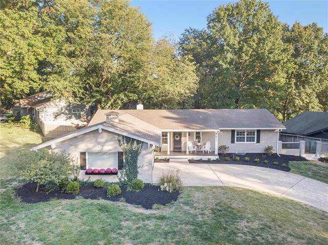3611 W 96th Street, Overland Park, KS 66206 (#2247713) :: House of Couse Group