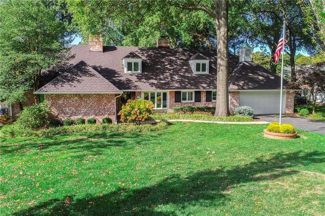 6516 Belinder Avenue, Mission Hills, KS 66208 (#2247860) :: House of Couse Group