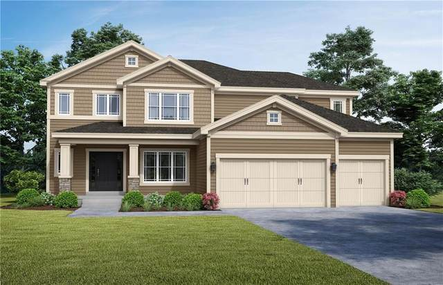 1421 SW Georgetown Drive, Lee's Summit, MO 64082 (#2248267) :: House of Couse Group