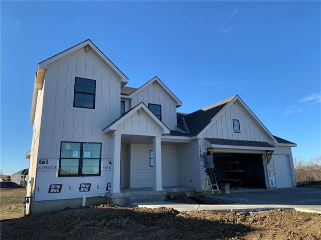 11418 Switchgrass (Lot 9) Street, Kearney, MO 64060 (#2248442) :: Audra Heller and Associates