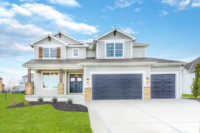 16183 W 165th Terrace, Olathe, KS 66215 (#2248739) :: Dani Beyer Real Estate