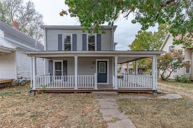626 S Walnut Street, Ottawa, KS 66067 (MLS #2248981) :: Stone & Story Real Estate Group