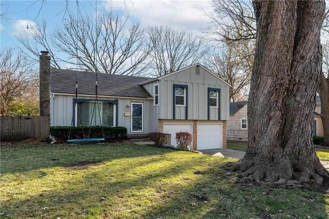 8601 W 68TH Terrace, Overland Park, KS 66204 (#2250590) :: The Kedish Group at Keller Williams Realty