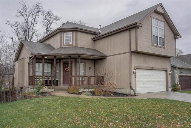 9466 N Adrian Place, Kansas City, MO 64154 (#2251255) :: House of Couse Group