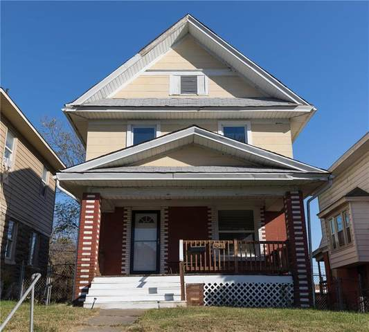 3041 College Avenue, Kansas City, MO 64128 (#2251499) :: House of Couse Group