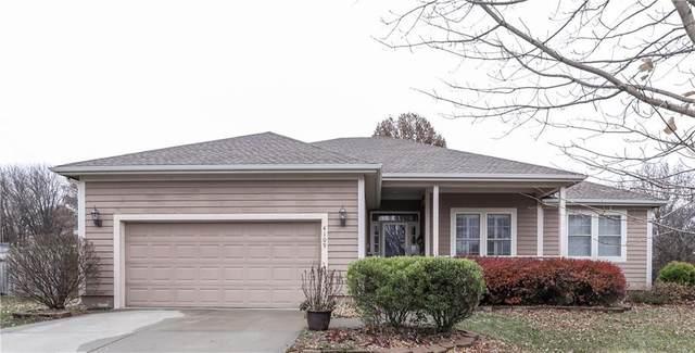 4109 N 110th Terrace, Kansas City, KS 66109 (#2251815) :: House of Couse Group