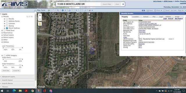 11355 S Montclaire Drive, Olathe, KS 66061 (MLS #2252409) :: Stone & Story Real Estate Group