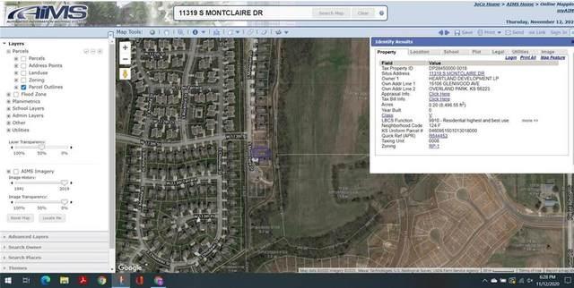 11319 S Montclaire Drive, Olathe, KS 66061 (MLS #2252414) :: Stone & Story Real Estate Group