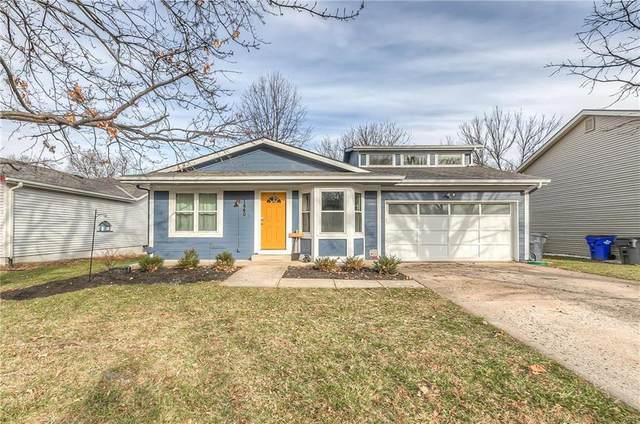 1440 N Martway Drive, Olathe, KS 66061 (#2253004) :: House of Couse Group