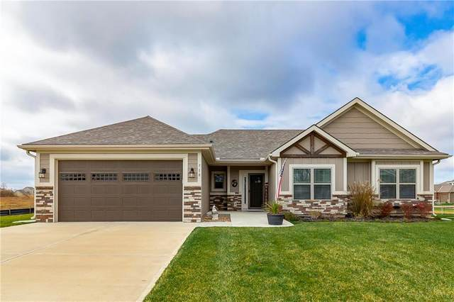 718 Solomon Drive, Lone Jack, MO 64086 (#2253530) :: House of Couse Group