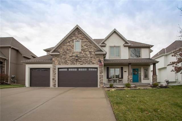 14345 NW 66th Street, Parkville, MO 64152 (#2253595) :: House of Couse Group