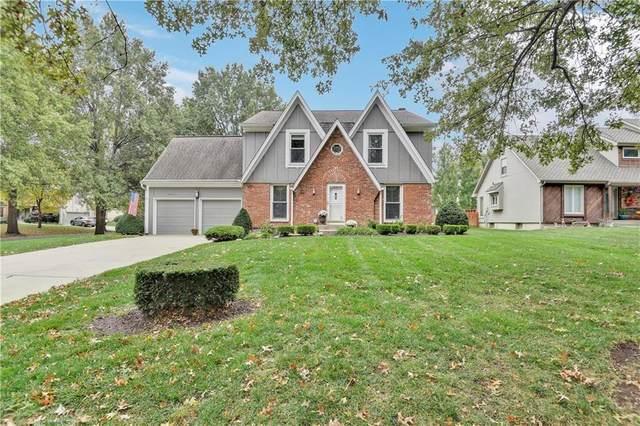 15409 W 88 Terrace, Lenexa, KS 66219 (#2253650) :: House of Couse Group