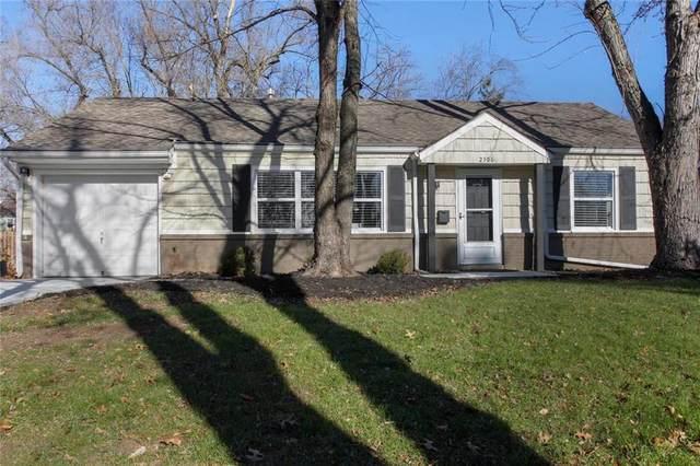 2706 W 78th Street, Prairie Village, KS 66208 (#2253800) :: House of Couse Group