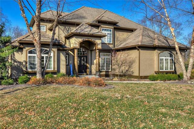 9630 N Bradford Avenue, Kansas City, MO 64154 (#2253809) :: House of Couse Group