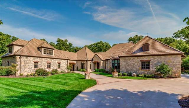 10580 W 192nd Place, Overland Park, KS 66083 (#2253827) :: House of Couse Group