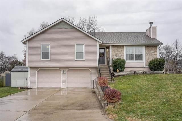 2549 N 107th Terrace, Kansas City, KS 66109 (#2253844) :: House of Couse Group