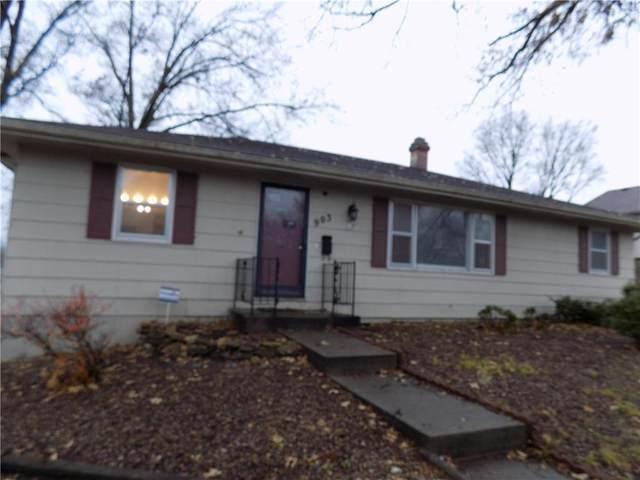 903 N 8Th. Street, Leavenworth, KS 66048 (#2253958) :: The Kedish Group at Keller Williams Realty