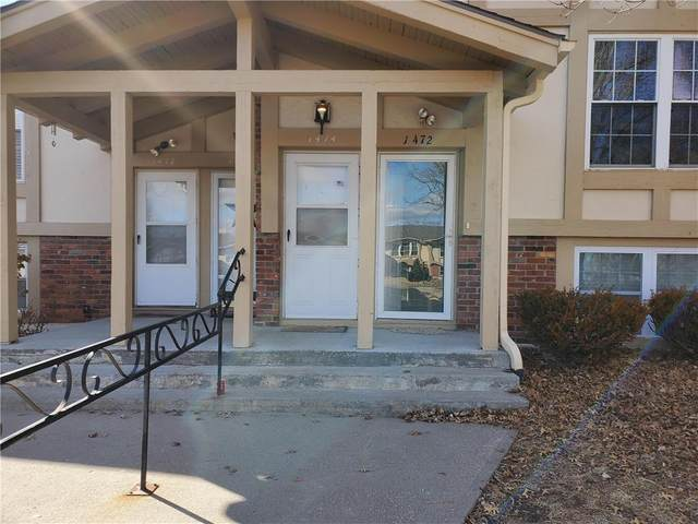 1472 NW 64TH Terrace, Kansas City, MO 64118 (#2253961) :: House of Couse Group