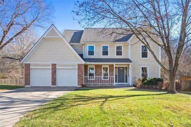 17727 W 68TH Terrace, Shawnee, KS 66217 (#2253984) :: House of Couse Group
