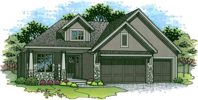 6822 Brownridge Drive, Shawnee, KS 66218 (#2254007) :: The Rucker Group