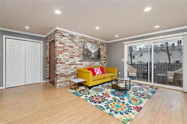 5010 Baltimore Street #206, Kansas City, MO 64112 (#2254077) :: Team Real Estate