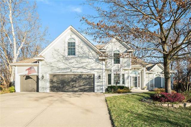 4605 NW 86th Place, Kansas City, MO 64154 (#2254108) :: House of Couse Group