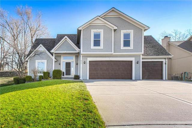 6775 NW Nevada Avenue, Parkville, MO 64152 (#2254169) :: Edie Waters Network