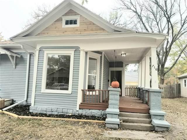 716 Brown Avenue, Osawatomie, KS 66064 (#2254183) :: The Kedish Group at Keller Williams Realty
