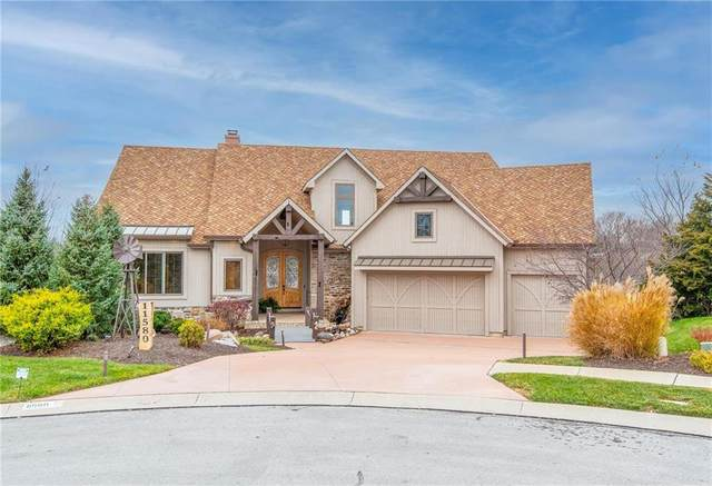 11580 S Carbondale Street, Olathe, KS 66061 (#2254215) :: House of Couse Group