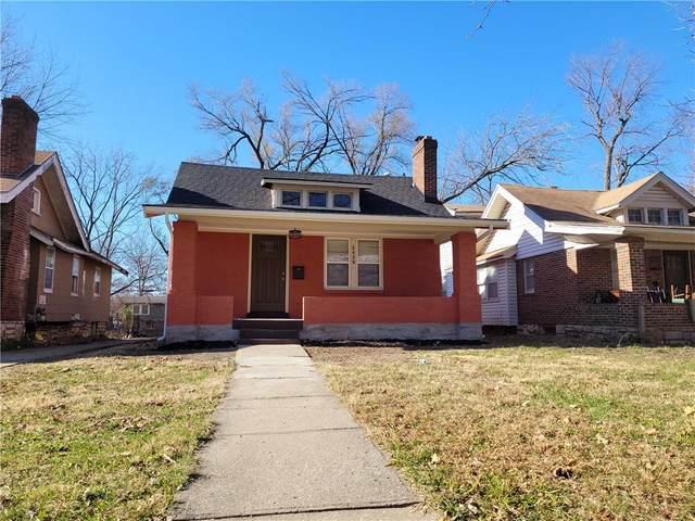 5438 Woodland Avenue, Kansas City, MO 64110 (#2254279) :: House of Couse Group