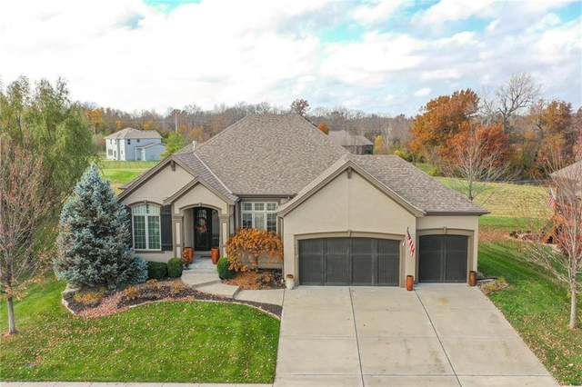 1510 Cross Creek Drive, Raymore, MO 64083 (#2254366) :: House of Couse Group