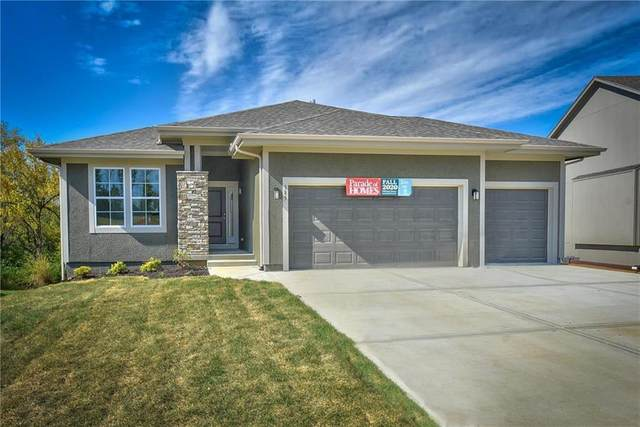 385 N Ferrel Street, Olathe, KS 66061 (#2254419) :: House of Couse Group