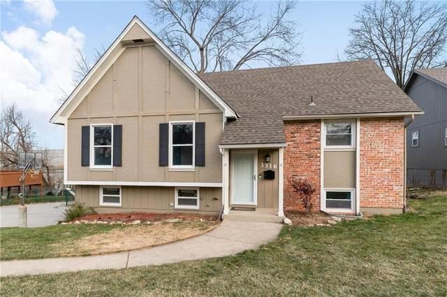 3316 E 104th Street, Kansas City, MO 64137 (#2254423) :: House of Couse Group