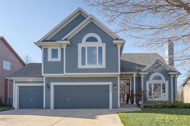 4440 Meadow View Drive, Shawnee, KS 66226 (#2254428) :: House of Couse Group